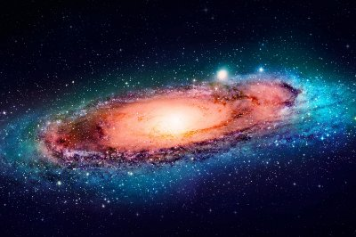 Quadro Universo - Via Láctea