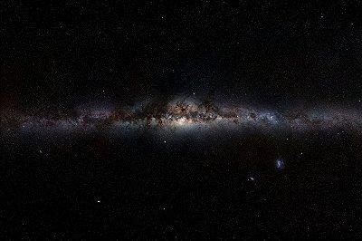 Quadro Universo - Dark