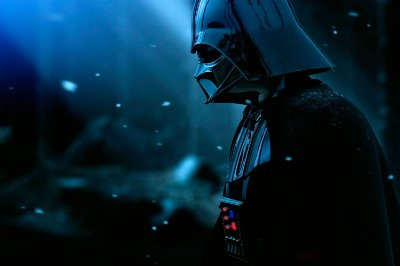 Quadro Star Wars - Darth Vader Reflexion 2