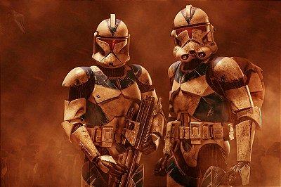Quadro Star Wars - Stormtroopers