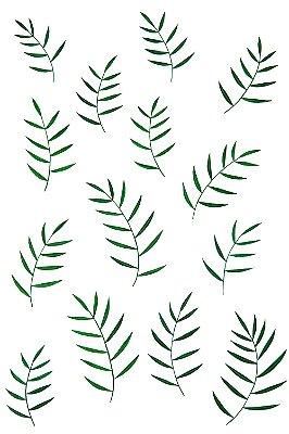 Quadro Minimalista - Folhas 2