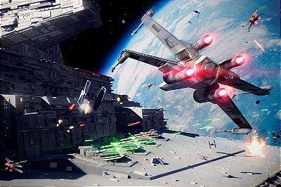 Quadro Star Wars - Rebelião