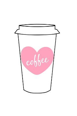 Quadro com Frase - Coffe