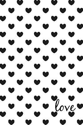 Quadro com Frase - Love 2