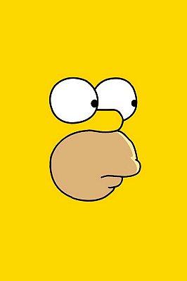 Quadro Simpsons - Homer