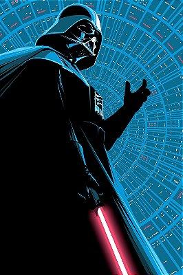 Quadro Star Wars - Darth Vader Global