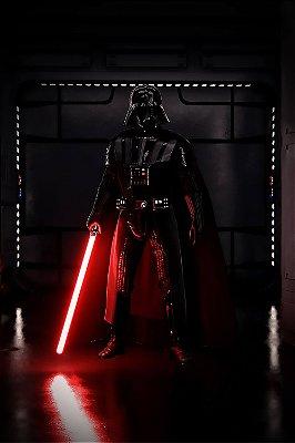 Quadro Star Wars - Darth Vader Black