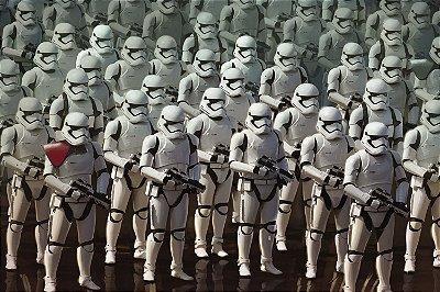 Quadro Star Wars - Stormtroopers 3