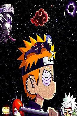 Quadro Naruto - Pain Artístico