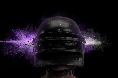 Quadro Gamer - PUBG Battlegrounds Headshot