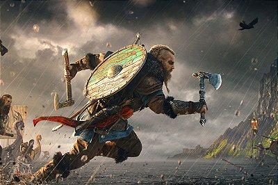 Quadro Gamer Assassin's Creed - Valhalla