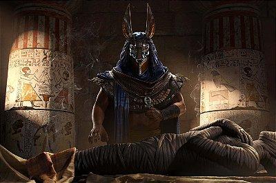 Quadro Gamer Assassin's Creed - Anubis