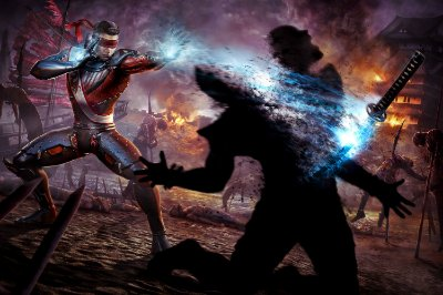 Quadro Gamer Mortal Kombat - Kenshi Fatality