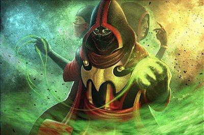 Quadro Gamer Mortal Kombat - Ermac 2
