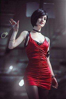 Quadro Gamer Resident Evil - Ada