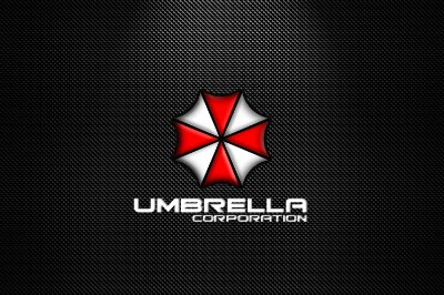 Quadro Gamer Resident Evil -  Umbrella Corporation