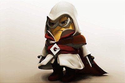 Quadro Gamer Assassin's Creed - Minions