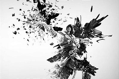 Quadro Gamer Assassin's Creed - Artístico