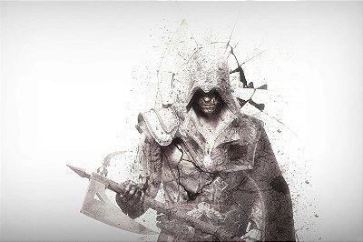 Quadro Gamer Assassin's Creed - Artístico 2