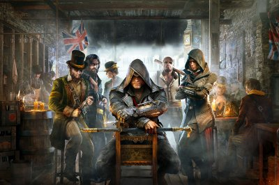 Quadro Gamer Assassin's Creed - Syndicate