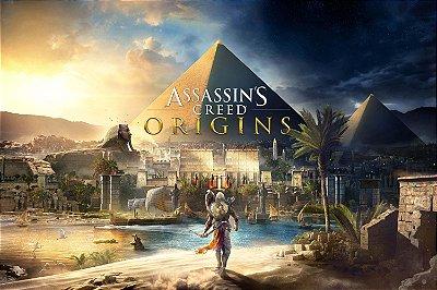 Quadro Gamer Assassin's Creed - Origins 2