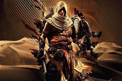Quadro Gamer Assassin's Creed - Origins 4