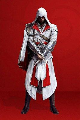 Quadro Gamer Assassin's Creed - Ezio 2