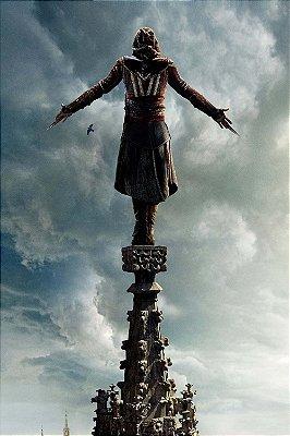 Quadro Gamer Assassin's Creed - O Salto da Fé 2
