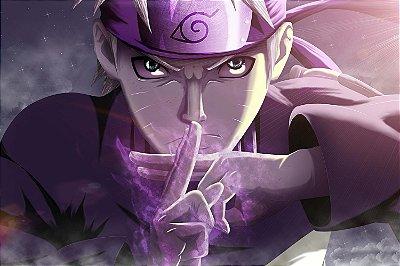 Quadro Naruto - Jutsu 2