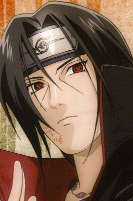 Quadro Naruto - Itachi Uchiha