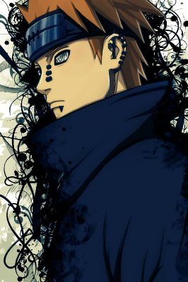 Quadro Naruto - Pain 2