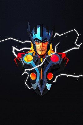 Quadro Thor - Minimalista