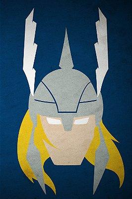 Quadro Thor - Minimalista 2