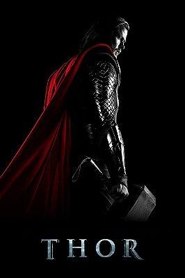 Quadro Thor - Dark