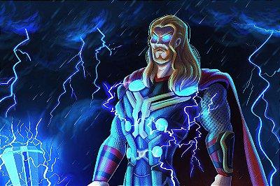 Quadro Thor - Trovão