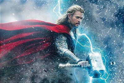 Quadro Thor - Trovão 2