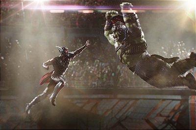 Quadro Thor - Hulk