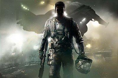 Quadro Gamer Call of Duty - Soldado 2