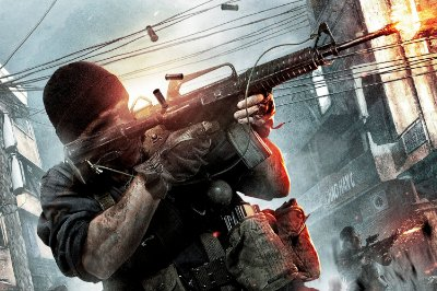 Quadro Gamer Call of Duty - Soldado 3