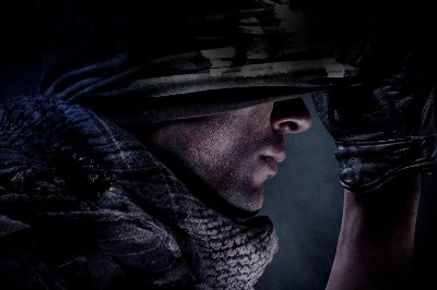 Quadro Gamer Call of Duty - Ghosts 2