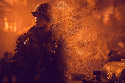 Quadro Gamer Call of Duty - World at War