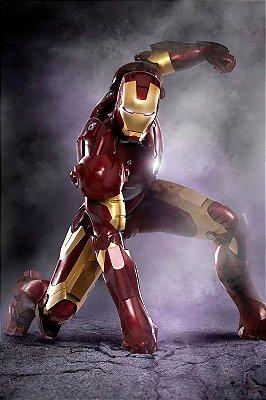 Quadro Homem de Ferro - Mark III 2