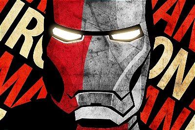 Quadro Homem de Ferro - Arte
