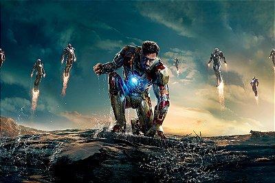 Quadro Homem de Ferro - Filme 2