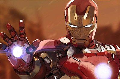 Quadro Homem de Ferro - Mark III 6