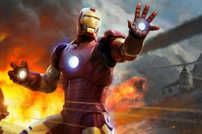 Quadro Homem de Ferro - Mark III 7