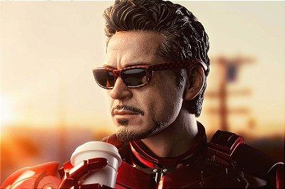 Quadro Homem de Ferro - Tony Stark 3