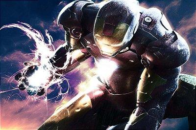 Quadro Homem de Ferro - Mark III 9