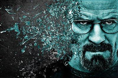 Quadro Breaking Bad - Heisenberg 2