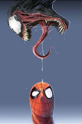 Quadro Homem Aranha - Venom
